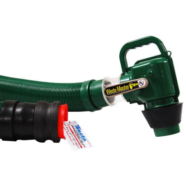 Waste Master Hose with Cam Loc Fitting