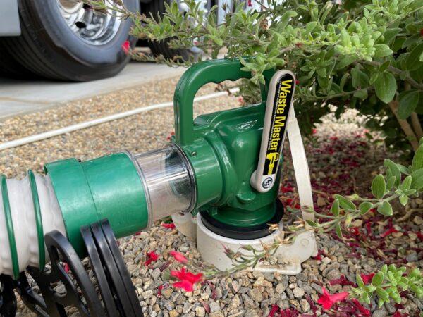 Waste Master Sewer Hose Nozzle